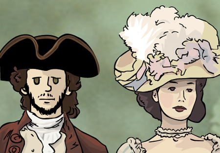 illustration Barry Lyndon