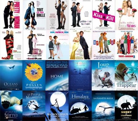 affiches cinéma similaires