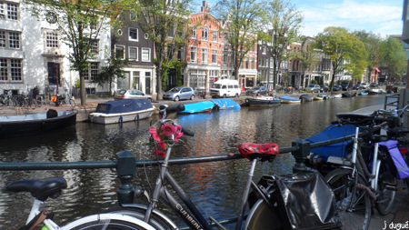 bicyclette amsterdam