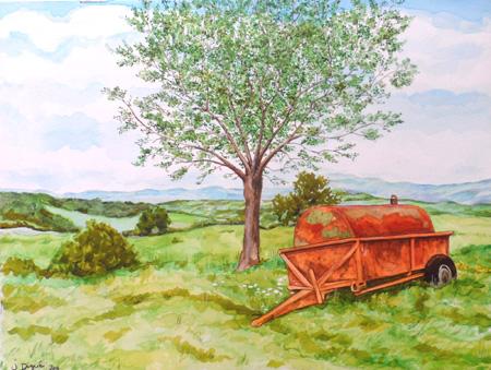 peinture cantal auvergne