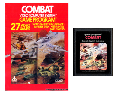 Combat atari 2600
