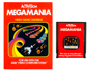 Megamania atari 2600