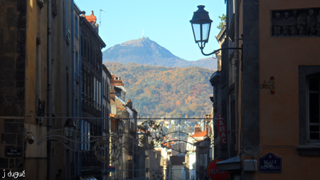 automne rue des gras clermont ferrand