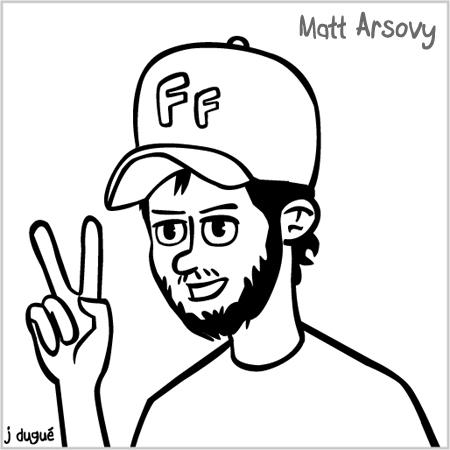 matt arsovy - portrait
