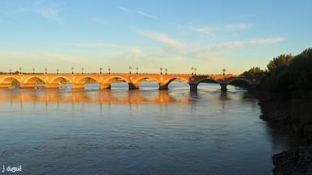 garonne pont de pierre