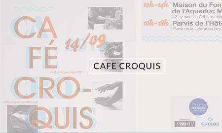cafe croquis 2013