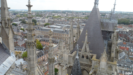 cathedrale amiens tour sud