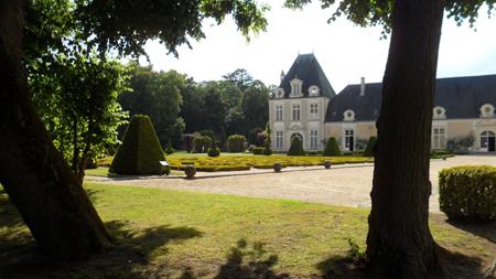 parc chateau d'azay le ferron