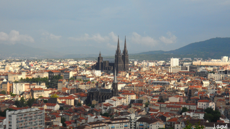 cathedrale clermont ferrand