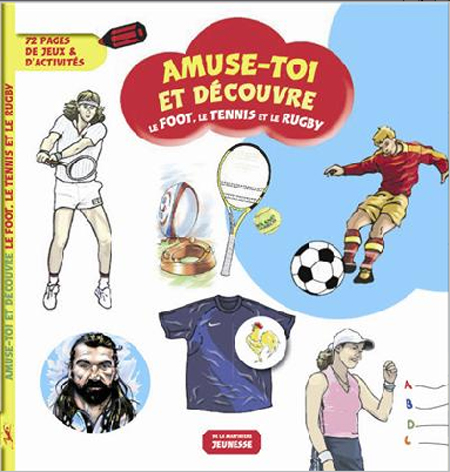livre foot tennis rugby