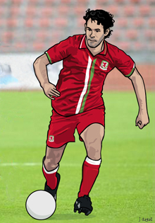 ryan giggs football wales