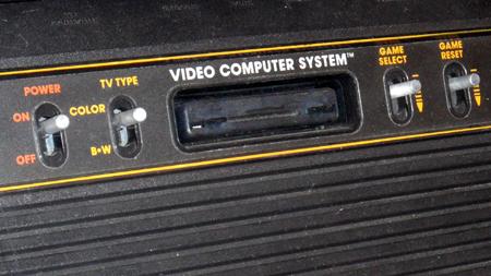 console atari 2600