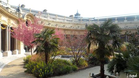 petit palais jardin