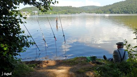 lac chambon puy de dome