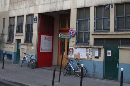 atelier 100 facade