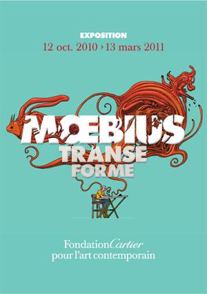 exposition affiche moebius