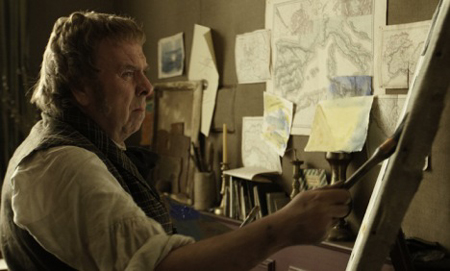 mr turner film