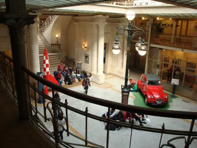 musee de la bd de Bruxelles