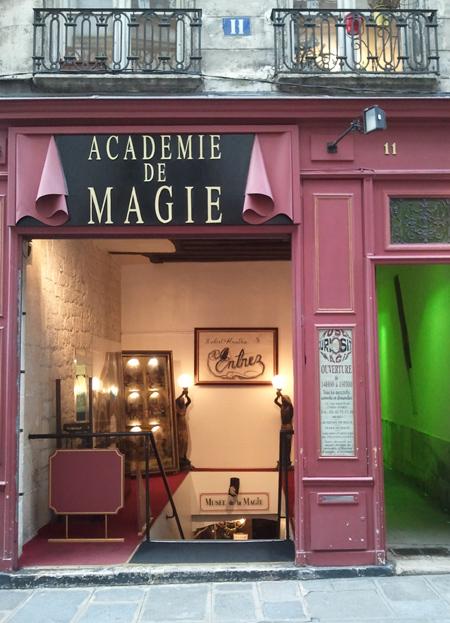 academie de magie