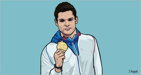 florent manaudou champion olympique