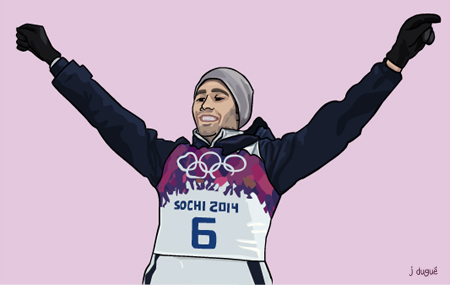 martin fourcade or biathlon