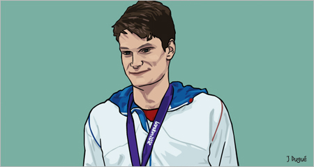 yannick agnel champion olympique