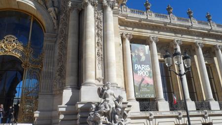 paris 1900 petit palais