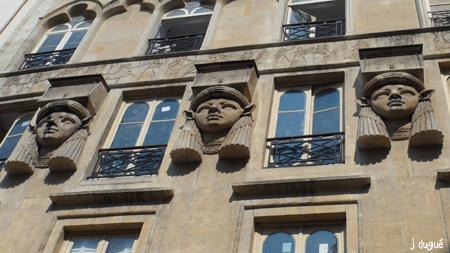 paris egypte place du caire