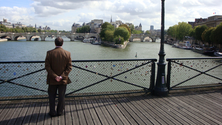 paris photo pont des arts