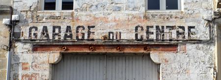 peinture mur garage