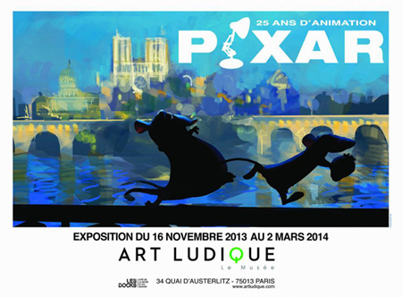 expo 25 ans animation