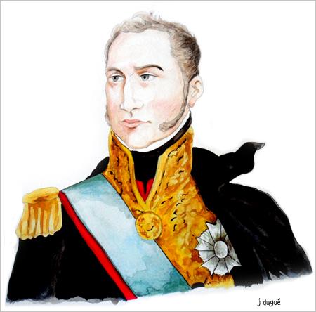 portrait caulaincourt