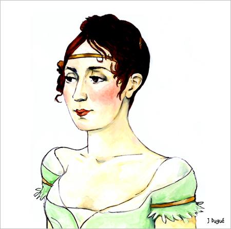 josephine beauharnais portrait