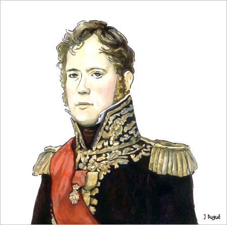 marechal ney portrait
