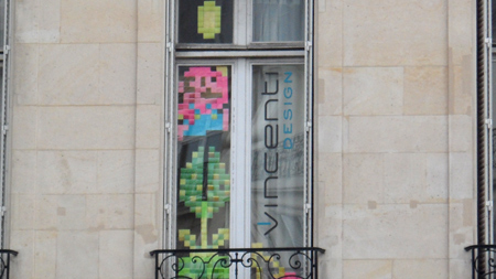 post-it war paris