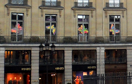 post-it war paris