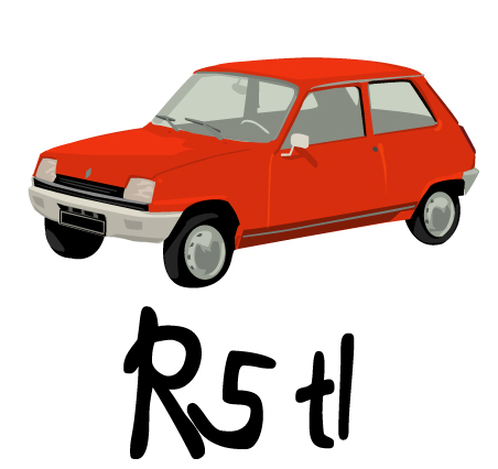 renault r5 tl