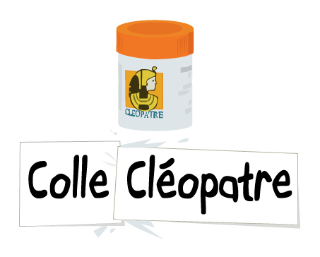 colle cleopatre