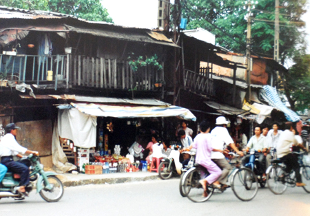 rue saigon