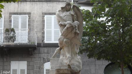 lutte de jacob avec l'ange clermont