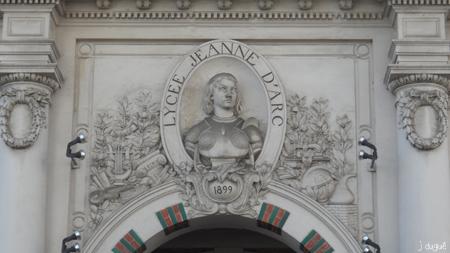 jeanne d'arc clermont