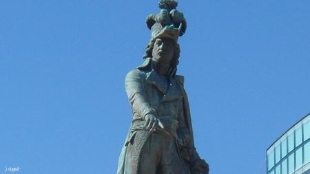 statue general desaix place de jaude