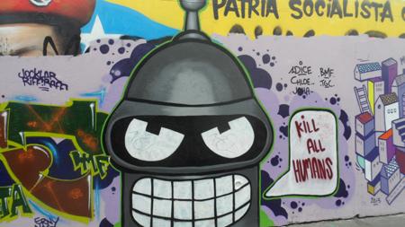 street art rue ordener