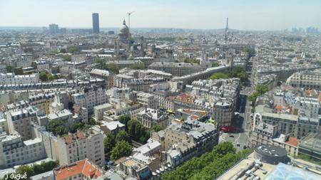24e etage tour jussieu panthéon