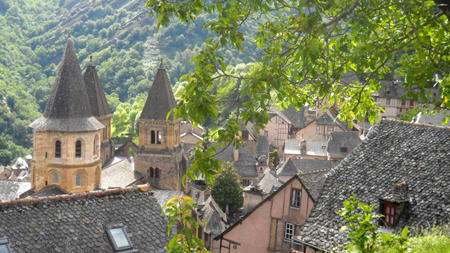 visite conques aveyron