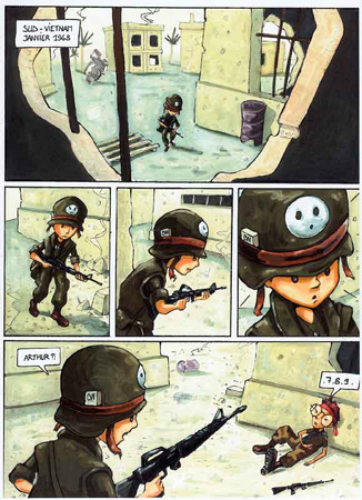 BD enfants Julien Dugue