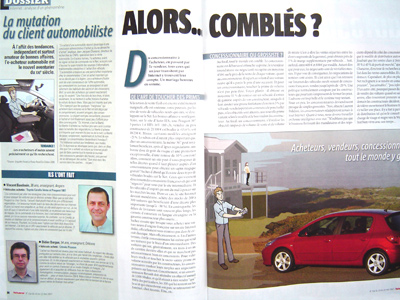 l'autojournal Julien Dugue