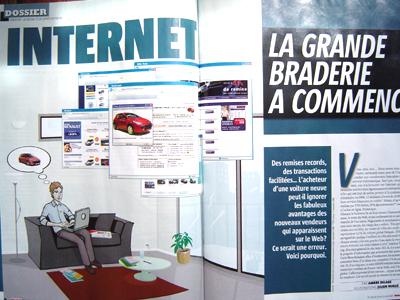 l'autojournal Julien Dugué