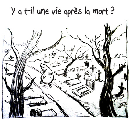question vie et mort
